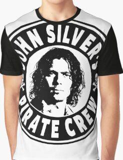 John Silvers Pirate Crew Graphic T-Shirt