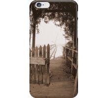 Private Pier* iPhone Case/Skin
