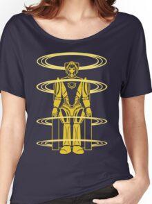 CYBEROPOLIS Women's Relaxed Fit T-Shirt