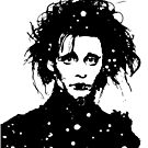 Edward Scissorhands - prints by Lauren Eldridge-Murray