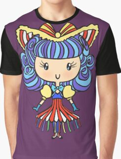 Lil' CutiE - Cha Cha Girl Graphic T-Shirt