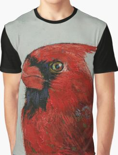 Cardinal Graphic T-Shirt