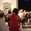 Hofgarten Dancers, Munich by Nick Coates