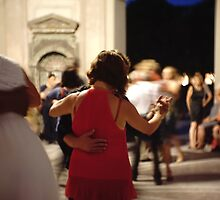 Hofgarten Dancers, Munich by Nick Coates