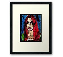 October 12th 2040 Framed Print