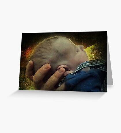 Precious Life Greeting Card