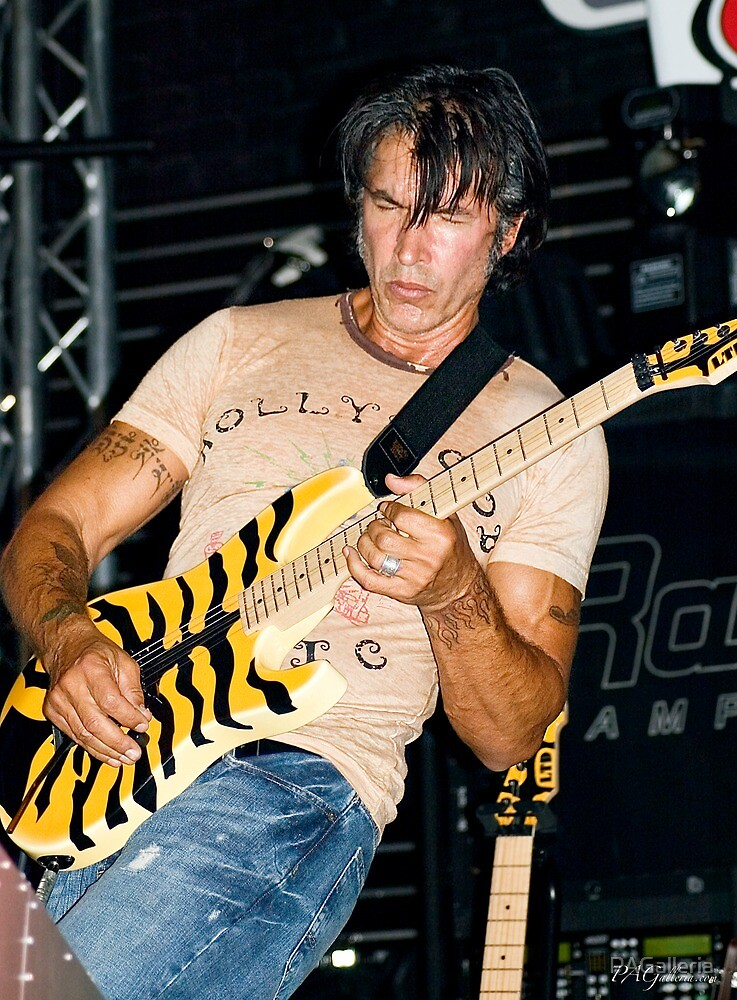 George Lynch of Dokken by PAGalleria