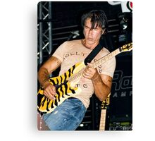 George Lynch of Dokken Canvas Print
