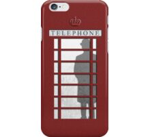 Inspector Spacetime and DARSIT iPhone Case/Skin