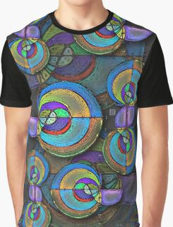 """Riemann Zeta Polars""© Graphic T-Shirt"