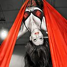 The Aerialist by Paulino Pagalleria