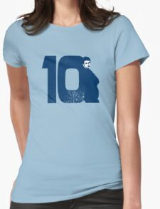 Doctor Who 10 Blue T-Shirt