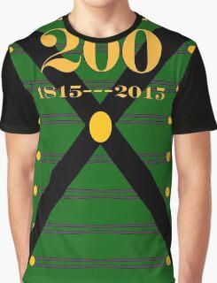 Waterloo 200th Anniversary  Rifles Graphic T-Shirt