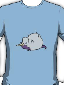 Sad fat unicorn T-Shirt