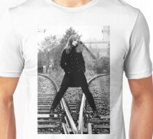 Quo vadis...( 4 )  Unisex T-Shirt