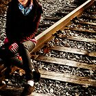 Railroad Depression by Miranda Rose
