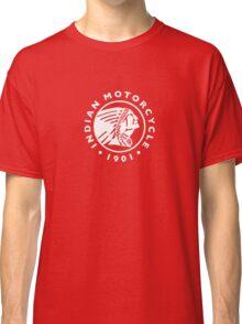 Indian Motorcycle Logo Classic T-Shirt