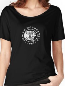 Indian Motorcycle Logo Women's Relaxed Fit T-Shirt