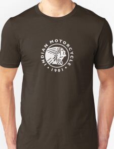 Indian Motorcycle Logo Unisex T-Shirt