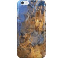 Ice abstract iPhone Case/Skin