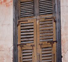 Shutters On Shutters by phil decocco