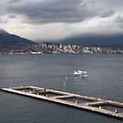 Vancouver view by zumi