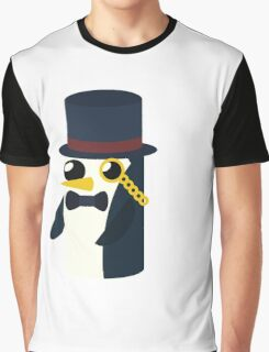 Monsieur Gunter Graphic T-Shirt