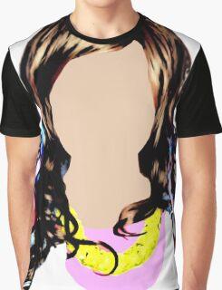 Fefe Fierce - Outline Graphic T-Shirt