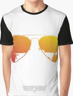 Maverick's Aviators Graphic T-Shirt