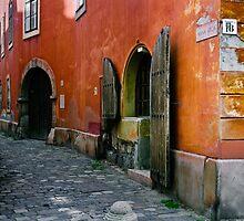 Anna Utca, Budapest by BH Neely