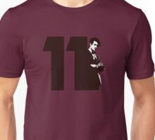 Doctor Who 11 Maroon  Unisex T-Shirt