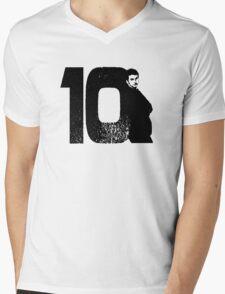 Doctor Who 10 Mens V-Neck T-Shirt