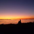 Point Roberts Dawn by thejessis