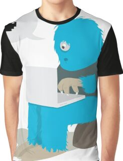 Monster IT Graphic T-Shirt