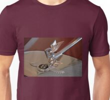 """The only difference is the hood ornament"" > Unisex T-Shirt"