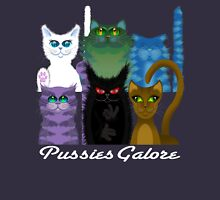 PUSSIES GALORE Unisex T-Shirt