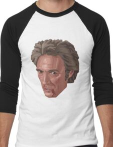 Bare Fisted Clint Men's Baseball ¾ T-Shirt
