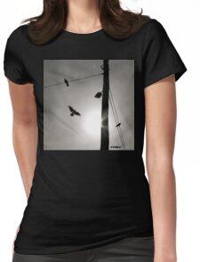 Flight by evoke Womens Fitted T-Shirt
