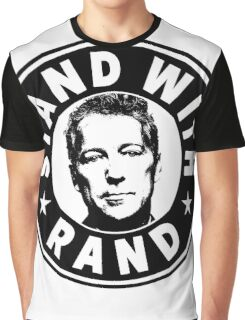 Stand With Rand Graphic T-Shirt