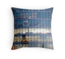 Architectural   The Office Throw Pillow