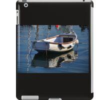 Reflected Rowboat iPad Case/Skin
