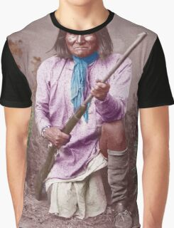 Geronimo Graphic T-Shirt