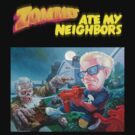 Zombies ate my Neighbors  by edwoods1987