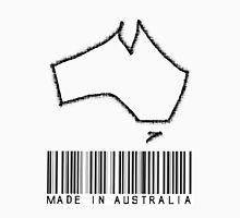 Barcode Made In Australia Unisex T-Shirt