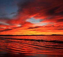 Killer sunrise by clickedbynic