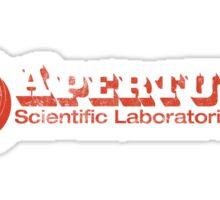 Aperture 1960s Sticker