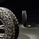Decorator Tyres by DEB CAMERON