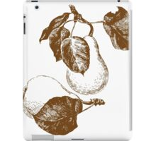 pear iPad Case/Skin
