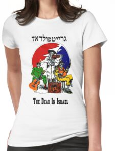 The Dead From Israel Womens Fitted T-Shirt