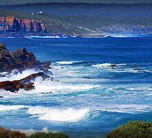 Bunker Bay to Yallingup: South-West WA's Beautiful Coastline by Darren Speedie